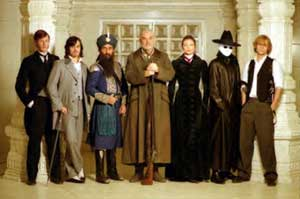 The League of Extraordinary Gentlemen: an inept band of 19th century X-Men