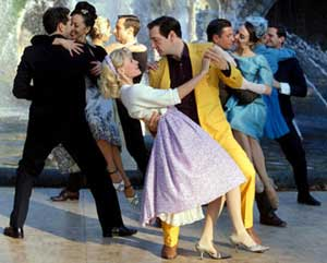 Song and dance man - Kevin Spacey as Bobby Darin in Beyond the Sea