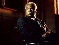 Ossie Davis as Jack/JFK i n Bubba Ho-Tep
