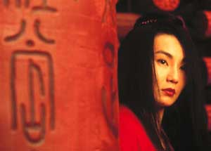 Maggie Cheung as Flying Snow