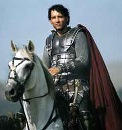 Clive Owen as King Arthur... but not as we know him