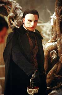 Gerald Butler as the Phantom of the Opera - hilarious...