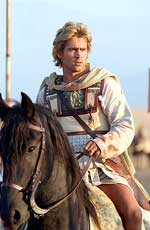 Colin Farrell as Alexander... with that hair...