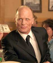 Ed Harris as mobster Carl Fogarty in A History of Violence