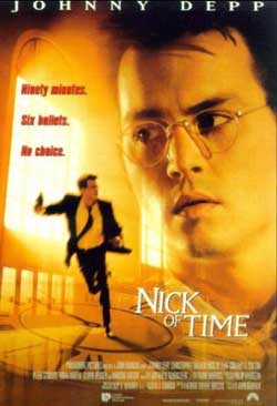 Nick of Time - not Johnny's finest hour