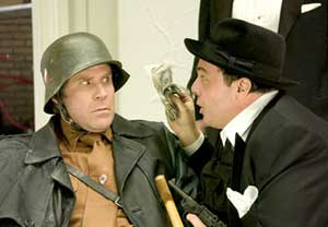Will Ferrell as Franz Liebkind and Nathan Lane as Max Bialystock in The Producers