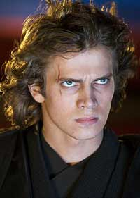 Hayden Christensen in 'not nearly as rubbish as last time and looking a lot better' shocker