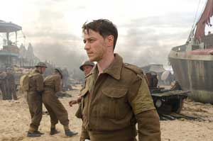 James McAvoy in Atonement