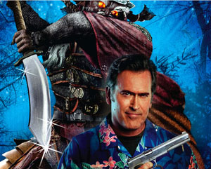 Bruce Campbell is Bruce Campbell in My Name Is Bruce