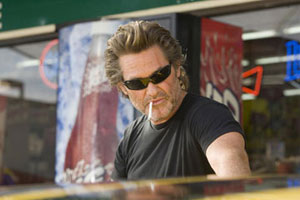 Kurt Russell as Stuntman Mike in Death Proof