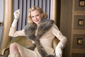 Nicole Kidman as Mrs Coulter in The Golden Compass