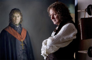 Stellan Skarsgard as Goya in Milos Forman's Goya's Ghosts