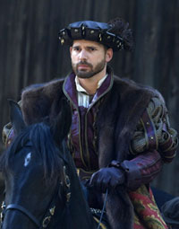 Eric Bana is disappointingly underwhelming as Henry VIII