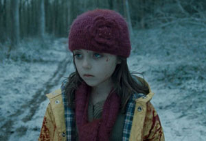 Raffiella Brooks as Leah in The Children
