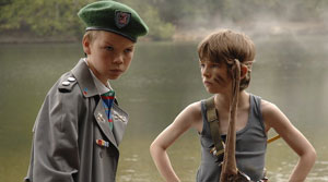 Lee Carter and Will plot their next move in Son of Rambow