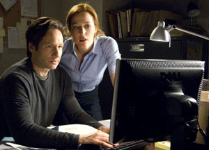 Agents Mulder and Scully come out of retirement for The X Files - I Want To Believe