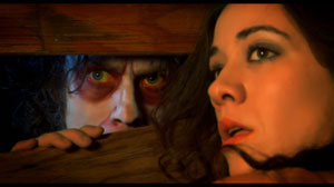 Hannah Kauffman and Jason Witter are Romeo and Juliet - vs the Living Dead