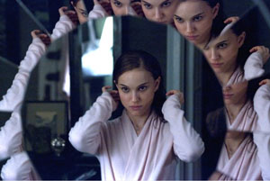 Natalie Portman's mind fractures as Nina in Black Swan