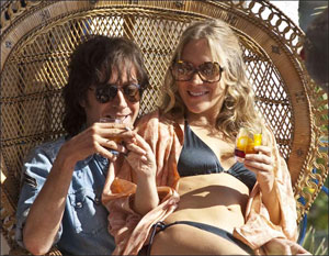 Rhys Ifans and Chloë Sevigny and  in Mr Nice