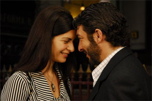 Soledad Villamil and Richard Darin in The Secret In Their Eyes