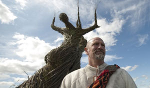 Graham McTavish as Sir Lachlan Morrison in The Wicker Tree