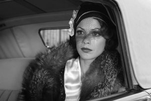 Bérénice Bejo as Peppy Miller in The Artist
