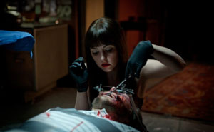 Katherine Isabelle as American Mary