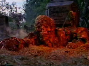 The cake-obsessed corpse in Creepshow