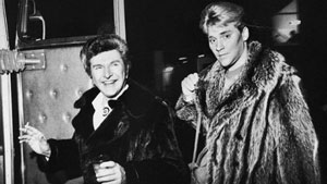 The real Liberace and Thorson