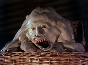 Belial the 'basket case'