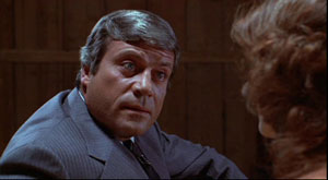 Oliver Reed in David Cronenberg's The Brood