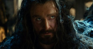 Richard Armitage as Thorin Oakenshield in The Hobbit: The Desolation of Smaug