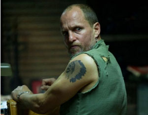 Woody Harrelson as Harlan DeGroat in Out of the Furnace