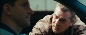 Bradley Cooper and Ray Liotta in The Place Beyond the Pines