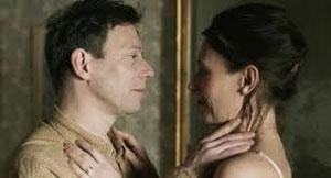 Natalie Boutefeu and Mathieu Amalric