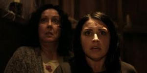 Morgana O'Reilly and Rima Te Wiata in Housebound
