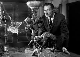Vincent Price in the William Castle classic The  House on Haunted Hill