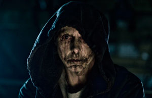 Sean Harris as possessed marine Marc Santino in Deliver us from Evil