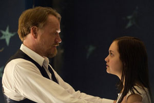 Jared Harris and Olivia Cooke are doctor and patient in The Quiet Ones