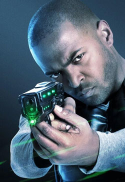 Noel Clarke as Ryan in The Anomaly