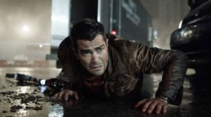 Jesse Metcalfe in Dead Rising: Watchtower