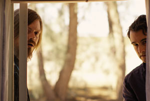 Linas Phillips and Jay Duplass as brothers Conrad and Nick take a Manson Family Vacation
