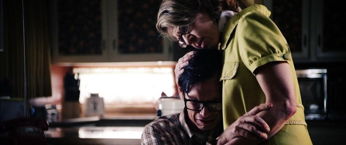 Rob Zabrecky and Jackie Hoffman in Decay