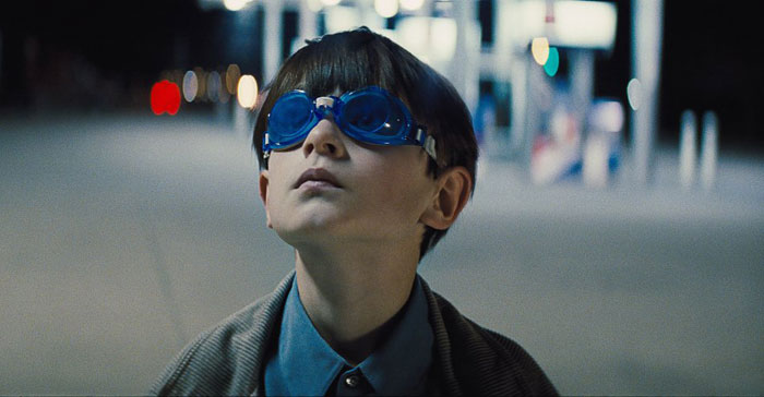 Jaeden Lieberher as Alton in Jeff Nichols' Midnight Special