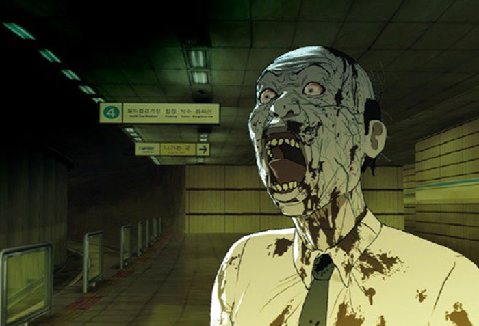 Zombie in Seoul Station
