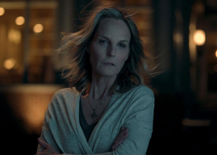 Helen Hunt as Jackie Harper in I See You
