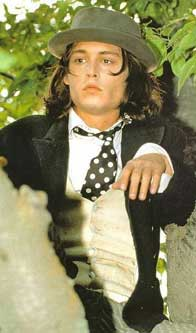 Out of his tree - Johnny Depp in Benny & Joon