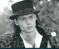Johnny Depp as William Blake