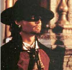 Johnny Depp as Don Juan DeMarco