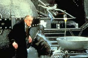 Vincent Price as the Inventor